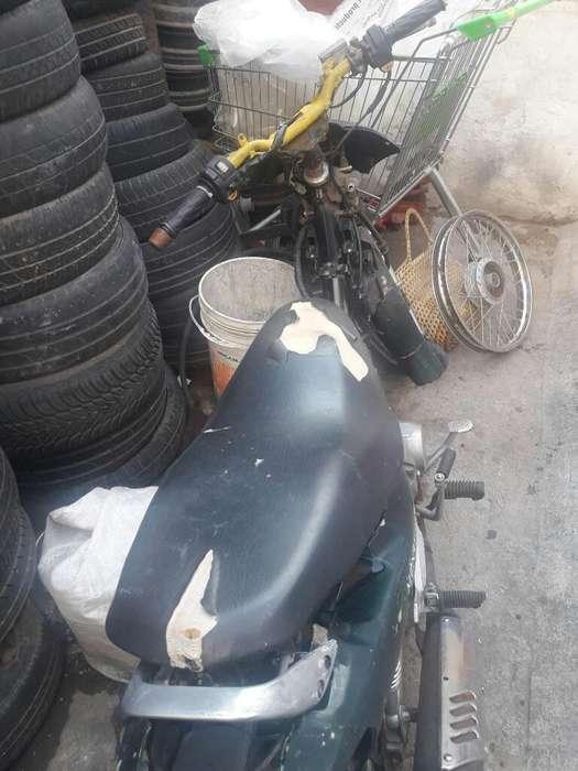 Vendo Moto Vectra