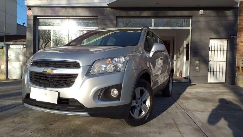<strong>chevrolet</strong> Tracker 2014 - 58000 km