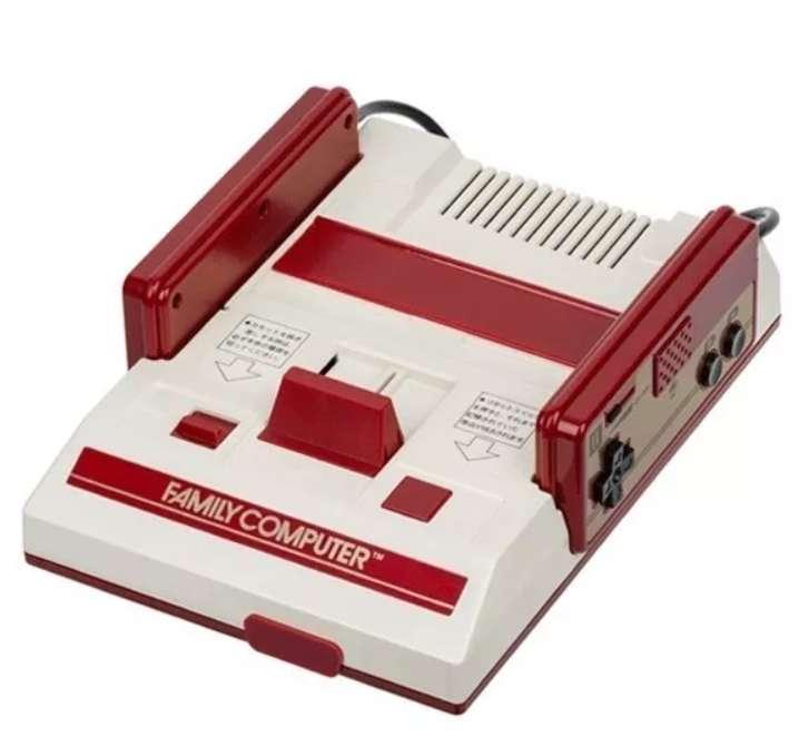 Consola Retro Family Game Juegos Nintendo Ranura Cassettes