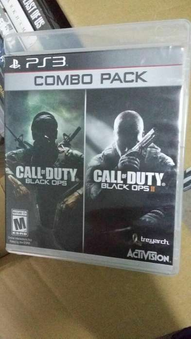 Call Of Duty Black Ops 1 Y 2