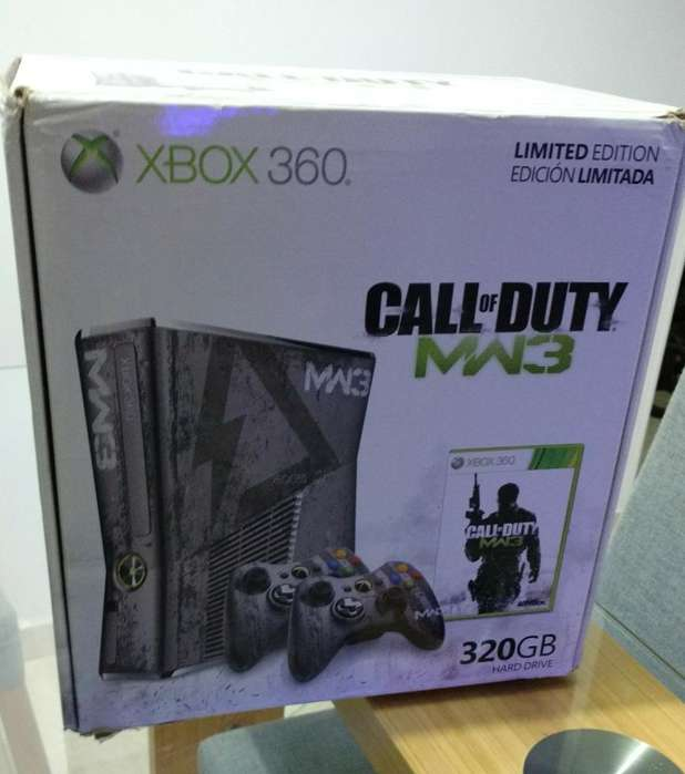 Xbox 360 Cod Mw3