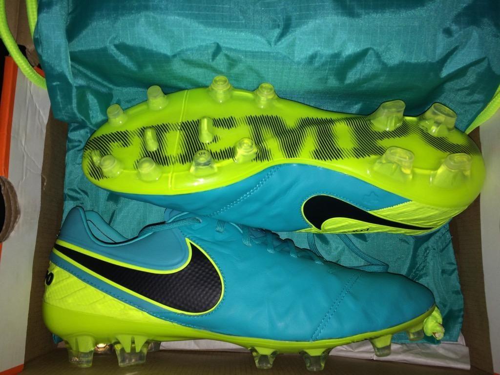 6e80033e6 Chimpunes Nike Tiempo Legend - Lima