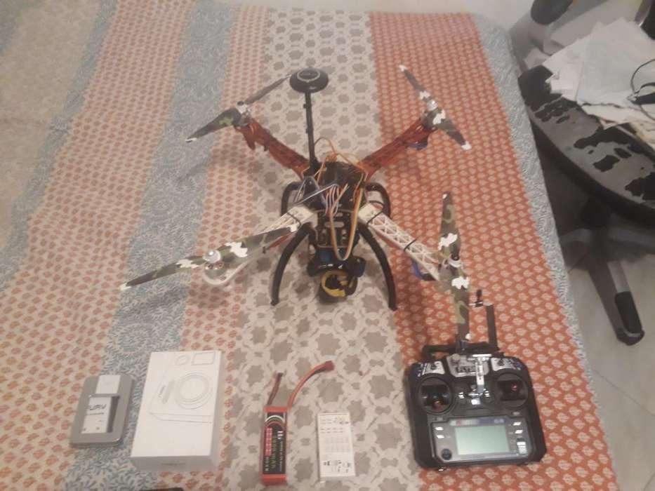 Drone F450 Camara Y Sistema Fpv
