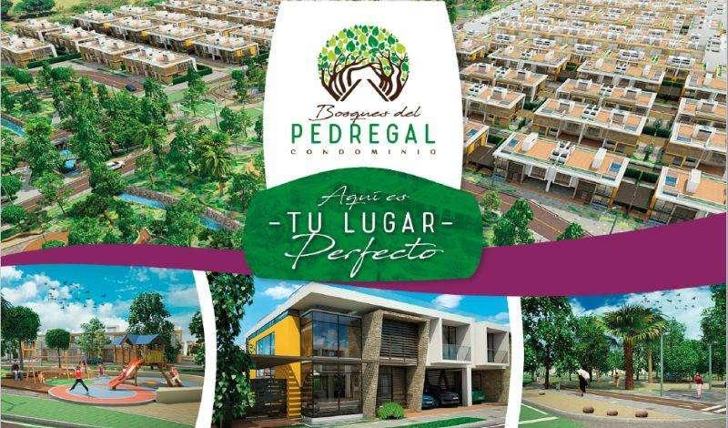 VENDO LOTES Y CASAS EN CONDOMINIO ECO-TURÍSTICO BOSQUES DEL PEDREGAL-YOPAL