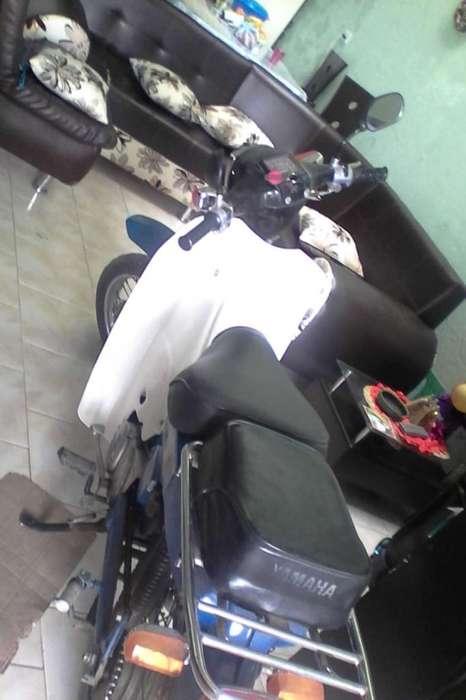 Vendo Moto <strong>yamaha</strong> 80