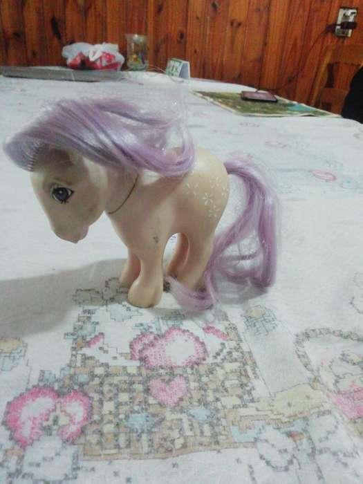 Pony Hasbro 82 Pat Pend Muy Buenas Condi