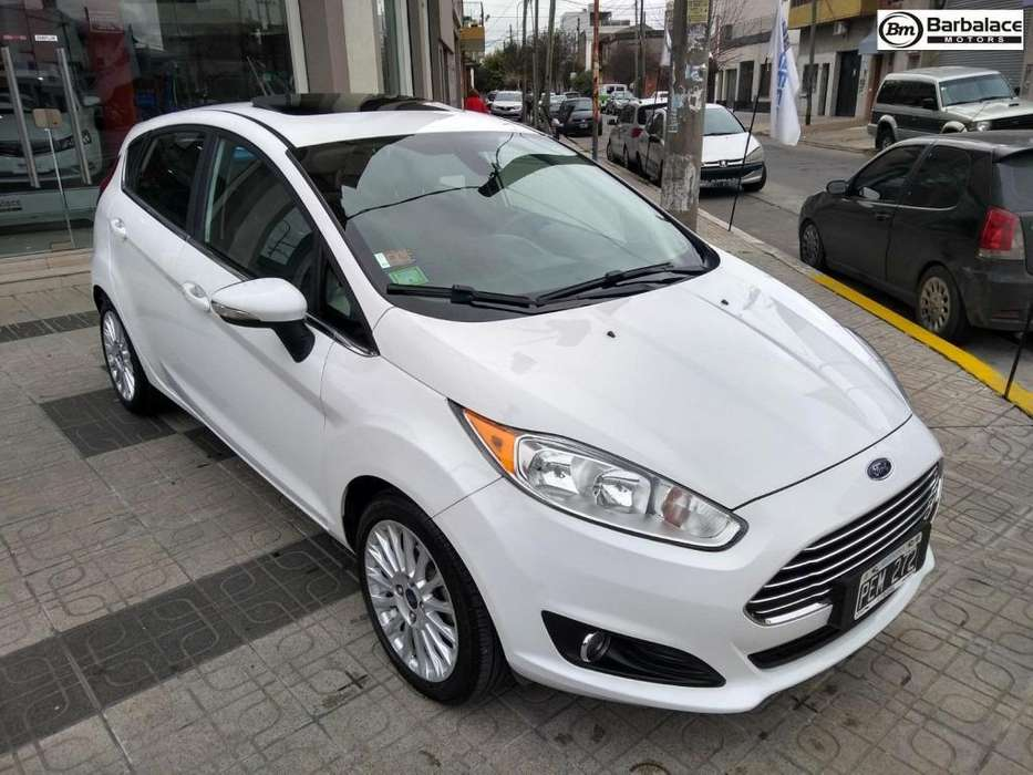 Ford Fiesta Kinetic 2015 - 80000 km