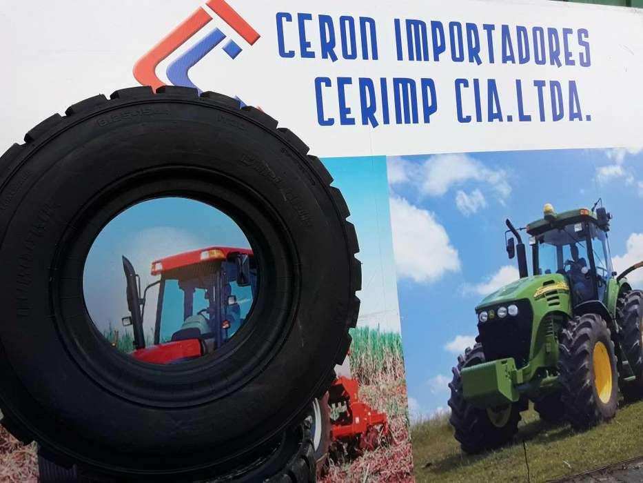 Llanta Agricola Radial 18.4 R 34