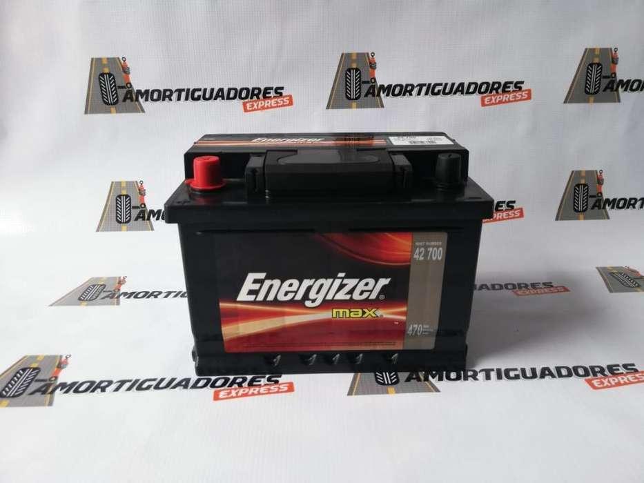 Baterias para Autos Energizer - Amortiguadores Express