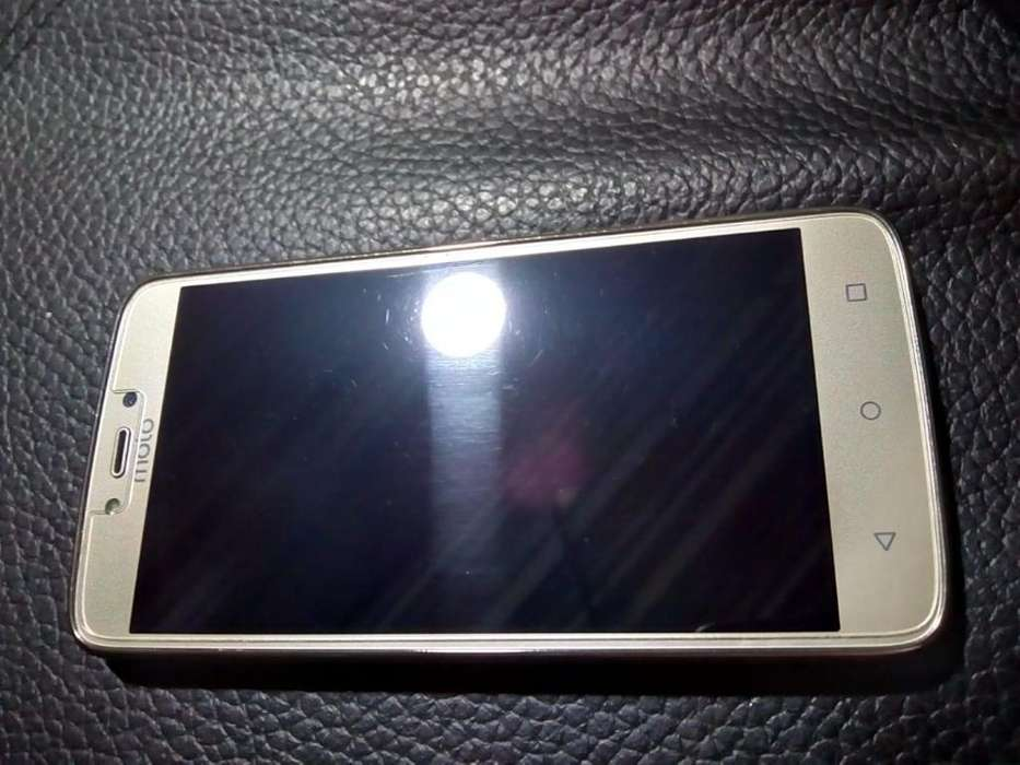 Moto C Plus Impecable
