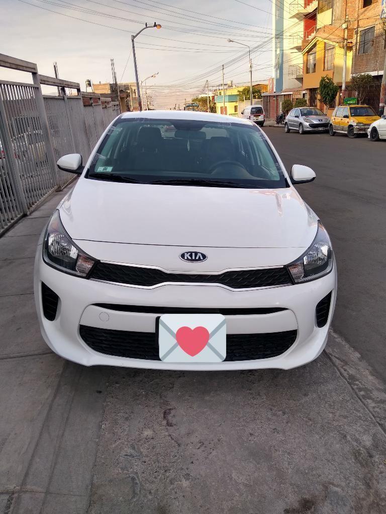 Kia Rio Fabricación 2018 Modelo 2019