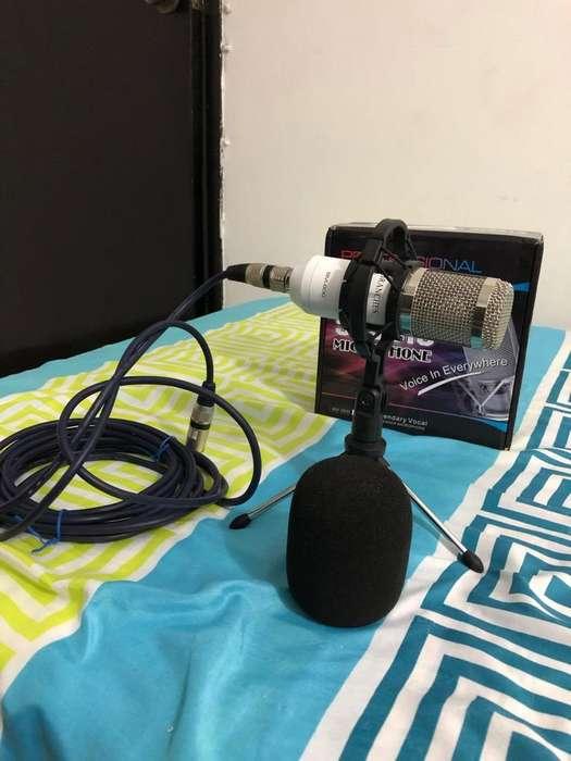 Microfono Bm-800