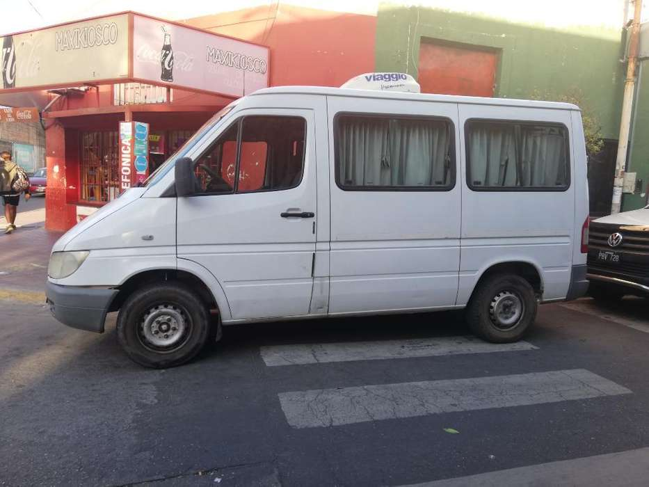 Minibus Sprinter 2004 Permuto