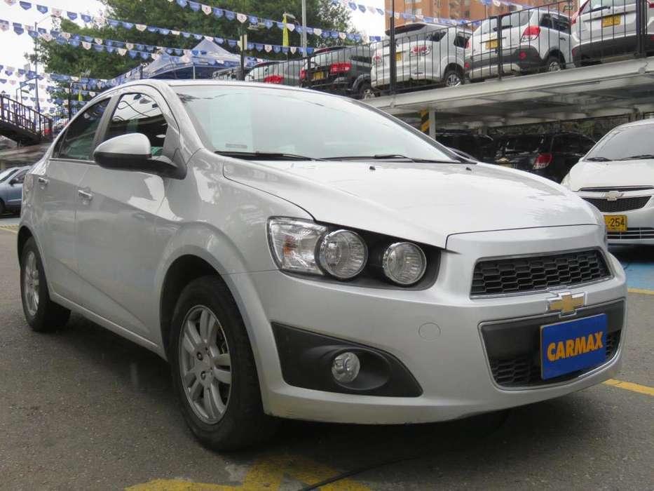 Chevrolet Sonic 2013 - 2618 km