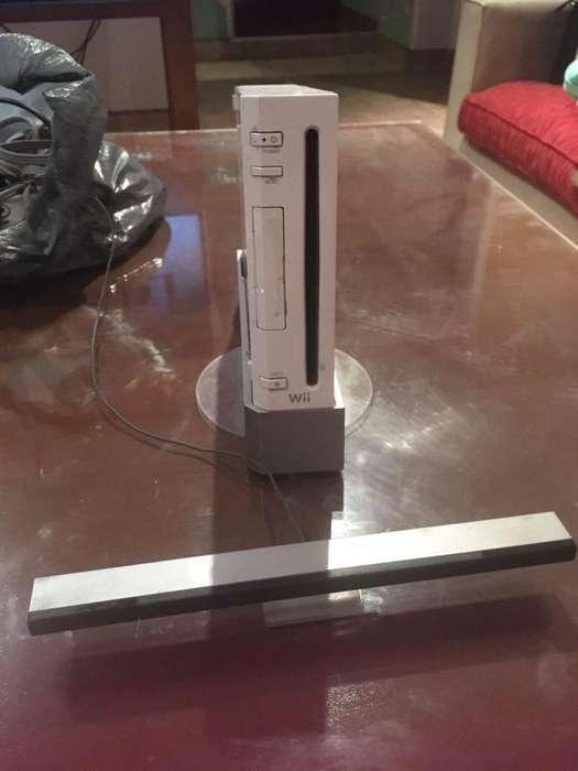 Wii Completa con 6 juegos Originales