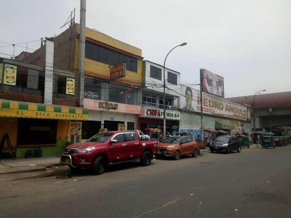 Local comercial en zona de alto transito en alquiler en Estación San Carlos, San Juan de lurigancho