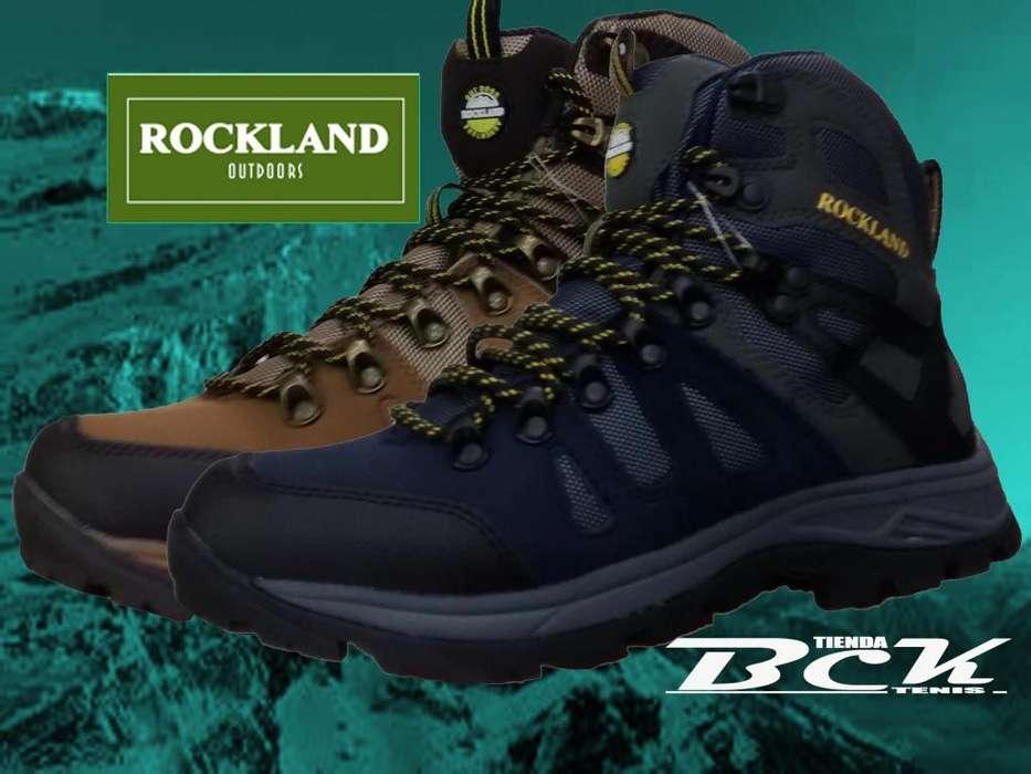b5baac92 BOTAS ROCKLAND <strong>outdoor</strong>S ORIGINAL BOGOTA