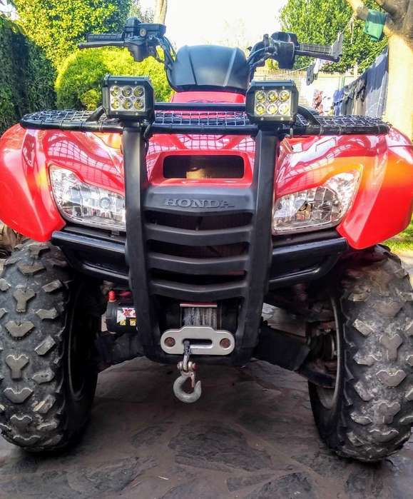 Cuatriciclo Honda Trx 420 <strong>4x4</strong>