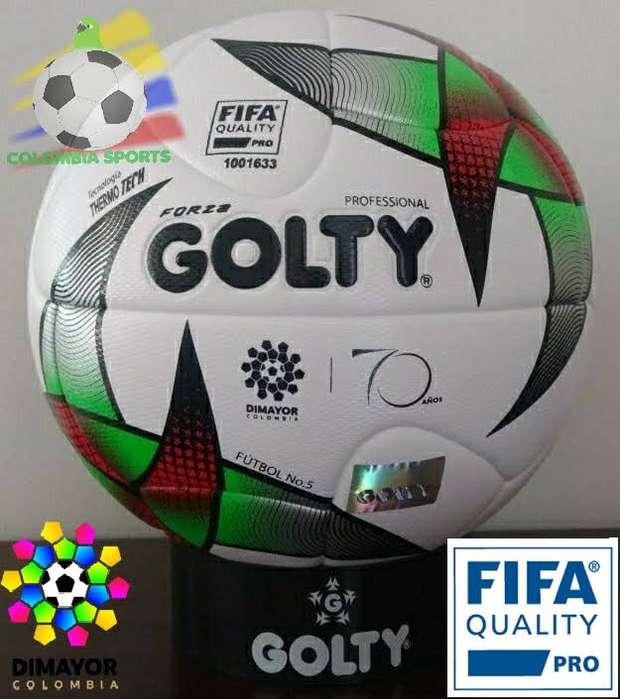 Golty Forza Balon De Futbol Oficial De La Liga Aguila 5