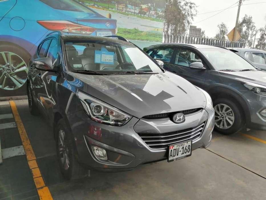 Hyundai Tucson 2014 - 69000 km