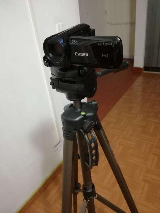 Camara de video <strong>canon</strong> Hd con Memoria 32 Gb