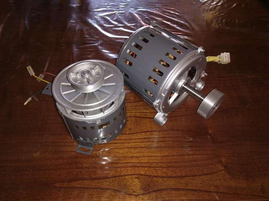 Bobinado Motores Lavarropas