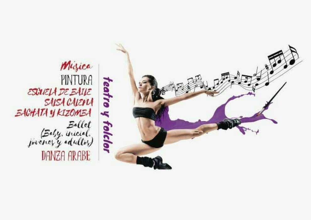 Ballet Danza Árabe Urbano Y Salsa