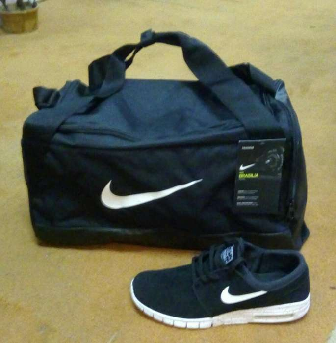 <strong>bolso</strong> Nike Mediano Nuevo sin Uso