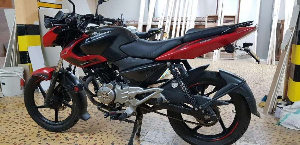 Vendo Moto Pulsar 135 Tt Sabaneta Todo a