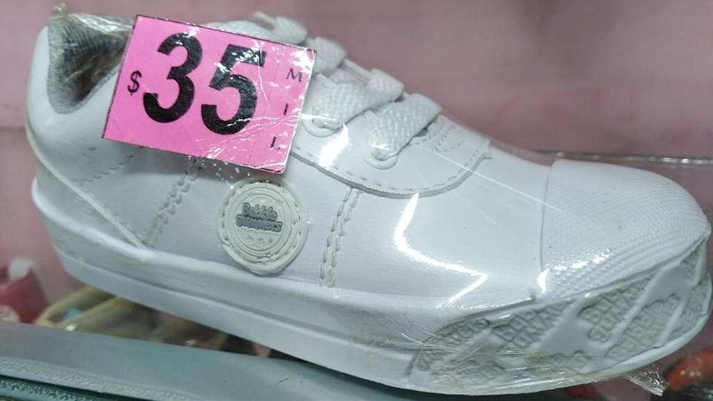 Zapatos para niños 25y31 Bg10044 Mira Mami