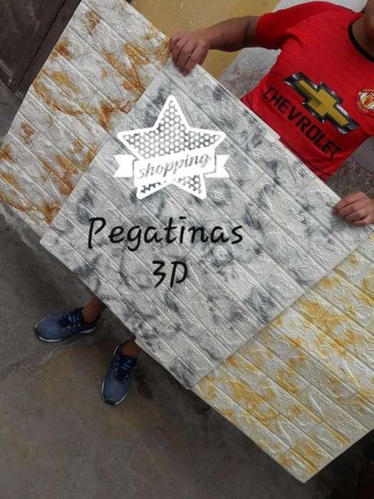 Pegatinas 3d Marmoleados