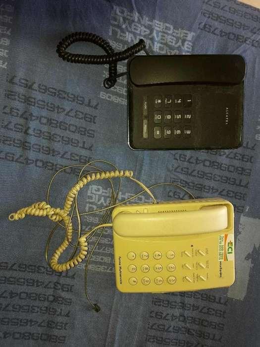 TELEFONOS NO INALAMBRICOS