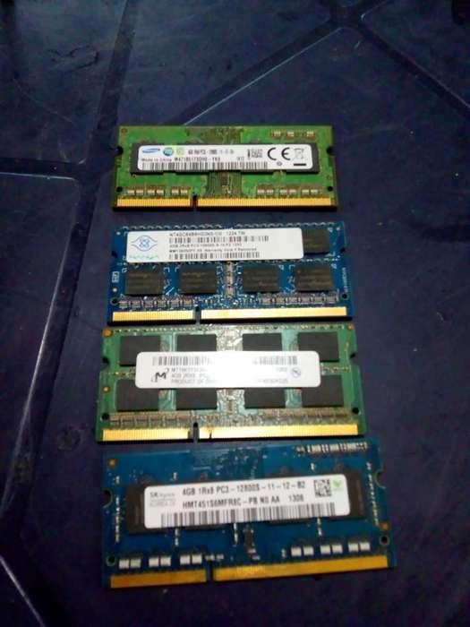 Memoria Ram 4gb Portatil