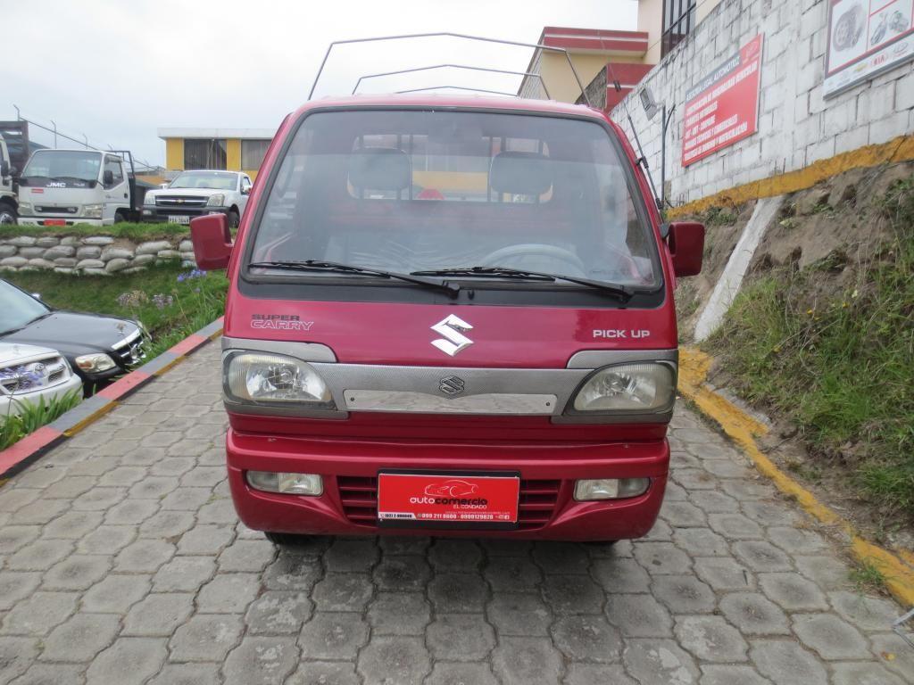 flamante camioneta changan super carry 2011 en perfectas condiciones placas de pichincha cambio financiamiento