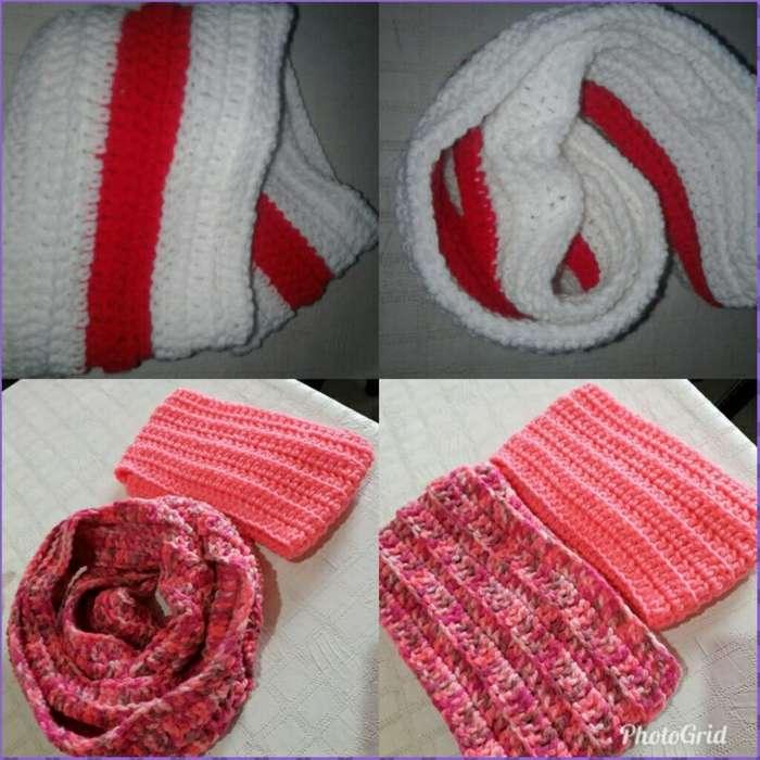 Hago Infinitos a Crochet Pido Seña wsp