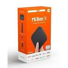 Xiaomi Mi Box Tv 4 S 4k Android 8.1, 2gb/8gb Comando De Voz