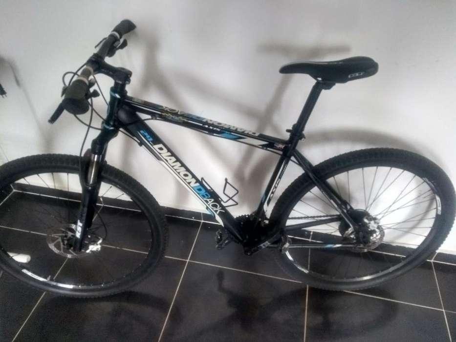 Bicicleta Mtb Diamondback Talla L