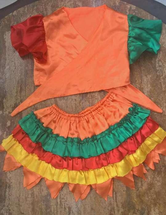 Disfraz bailarina para niña
