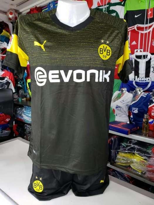 Camiseta Borussia Dormund para Hombre