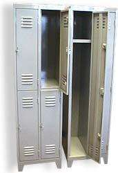 Lockers metalicos reforzados puertas cortas y largas