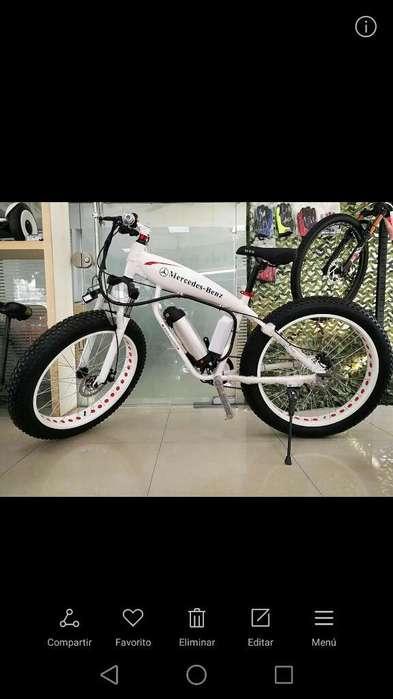 Bicicleta Mercedes-benz