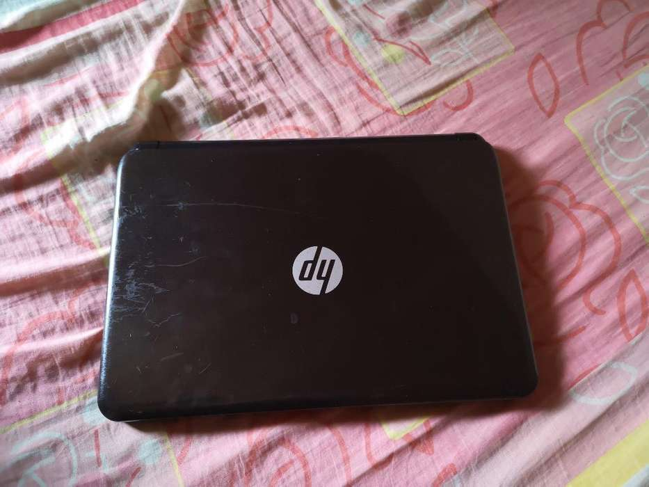 Vendo Portatil Hp Cen Buen Estado.