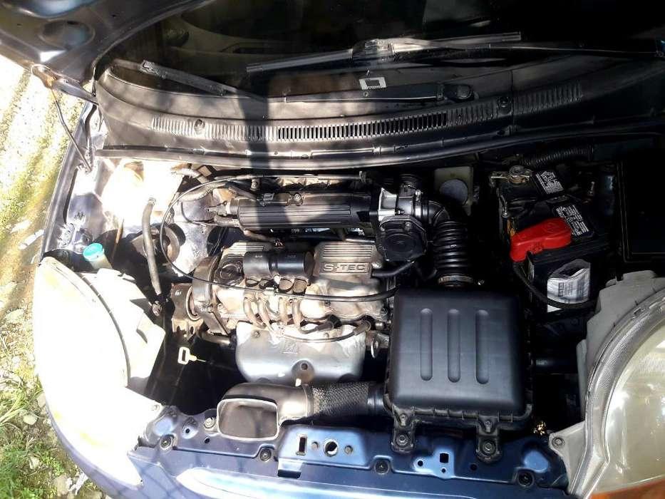 Chevrolet Spark 2008 - 121 km