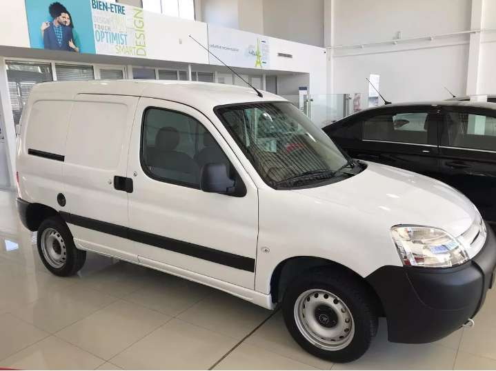 Citroen Berlingo Furgon HDI 92 Business