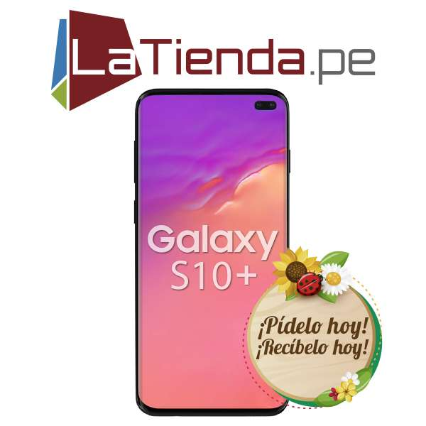 Samsung Galaxy S10 Plus Doble Camara Frontal 10 MP 8 MP