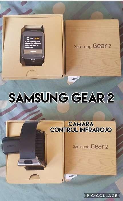 samsung galaxy gear 2 camara control infrarrojo venta cambio