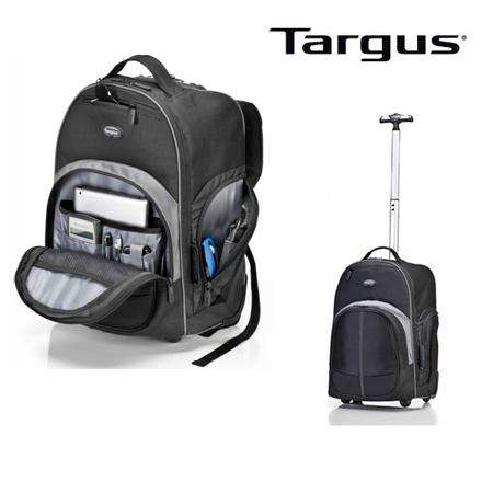<strong>mochila</strong> TARGUS ROLLING 16 BLACK