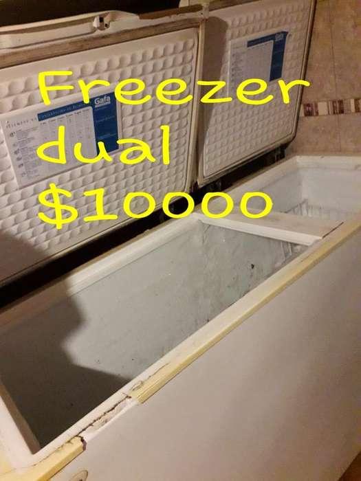 Freezer Dual Gafa