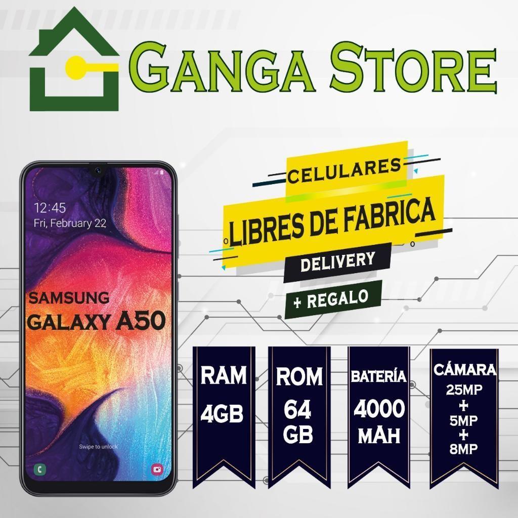 Samsung Galaxy A50 Tienda Garantía