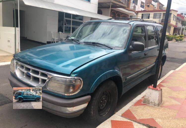 Ford Explorer 1997 - 0 km